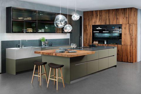 Küchen modern  Moderne-Küchen auf Ausstellungskuechen.ch › Ausstellungsküchen