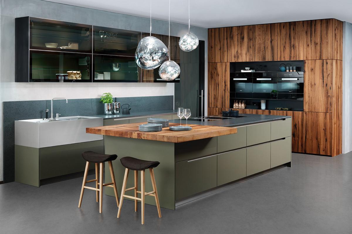 Moderne küchen auf ausstellungskuechen.ch › ausstellungsküchen