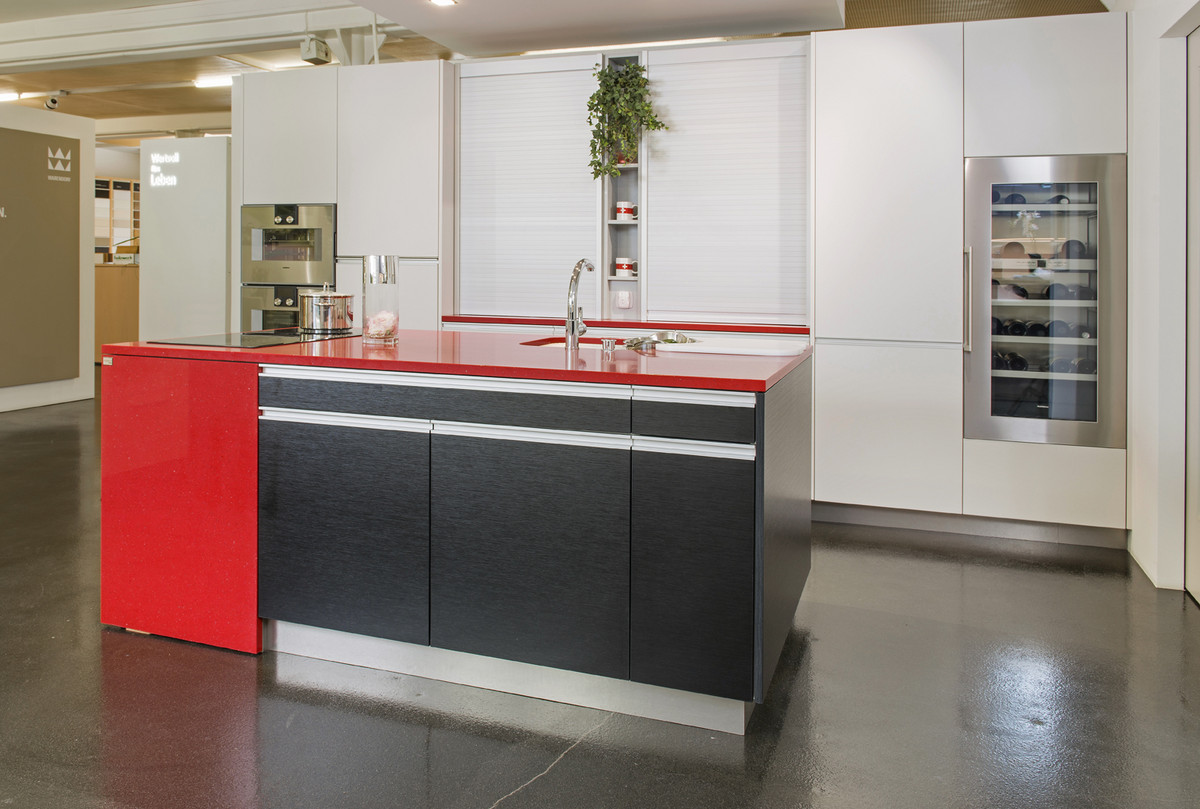 Küche Mit Kochinsel (Nr. 2104967)